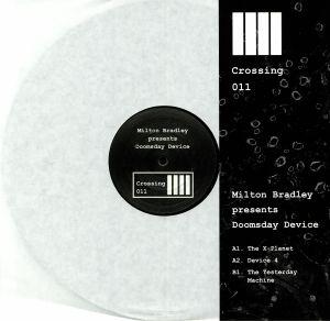 BRADLEY, Milton presents DOOMSDAY DEVICE - CROSSING 011