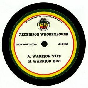 ROBINSON, J - WhoDemSound