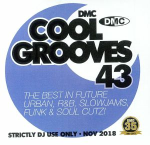 VARIOUS - Cool Grooves 43: The Best In Future Urban R&B Slowjams Funk & Soul Cutz! (Strictly DJ Only)