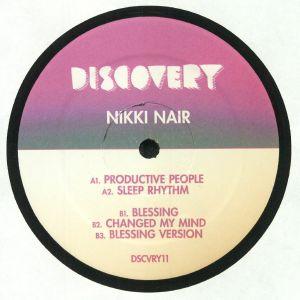 NIKKI NAIR - DSCVRY 11