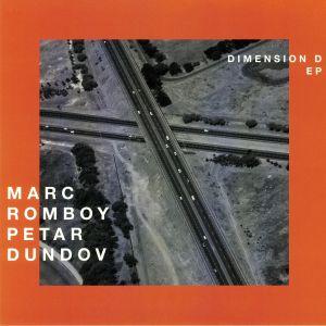 ROMBOY, Marc/PETAR DUNDOV - Dimension D EP