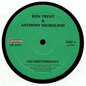 TRENT, Ron/ANTHONY NICHOLSON - Aquarhythmatica