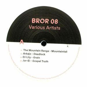 MOUNTAIN RANGE, The/ARKAJO/DJ LILY/JOR EL - BROR 08