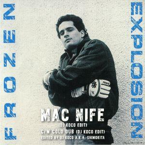 FROZEN EXPLOSION - Mac Nife
