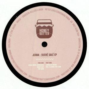 JEHAN - Sucre Sale EP