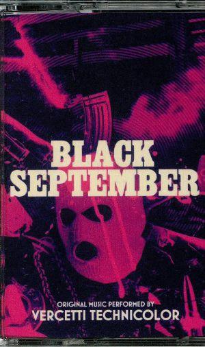 VERCETTI TECHNICOLOR - Black September