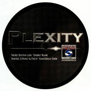DRIVETRAIN/TEKNOBRAT/DJ MOURAD/HUGHES GIBOULAY - Plexity