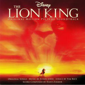 ZIMMER, Hans/VARIOUS - The Lion King (Soundtrack)