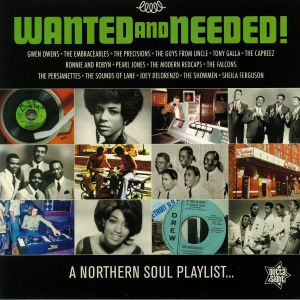 VARIOUS - Wanted & Needed!: A Northern Soul Playlist
