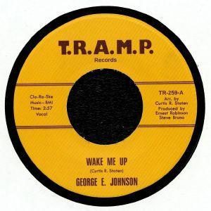 JOHNSON, George E - Wake Me Up