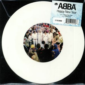 ABBA - Happy New Year (reissue)