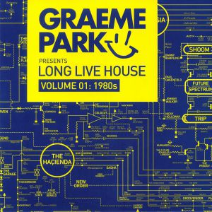 PARK, Graeme/VARIOUS - Long Live House Volume 1: 1980s