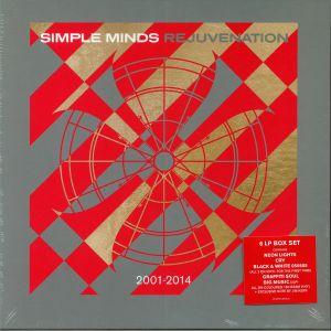 SIMPLE MINDS - Rejuvenation 2001-2014
