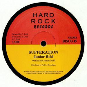 REID, Junior - Sufferation