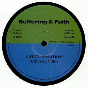 NATURAL VIBES - Sweet Sensation