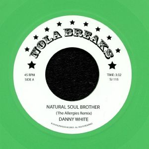 WHITE, Danny/THE METERS - Natural Soul Brother