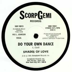 SHADES OF LOVE - Do Your Own Dance