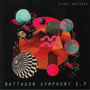 PLANET BATTAGON - Battagon Symphony EP