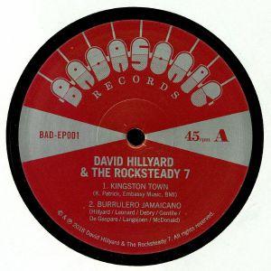 HILLYARD, David/THE ROCKSTEADY 7 - Burrulero