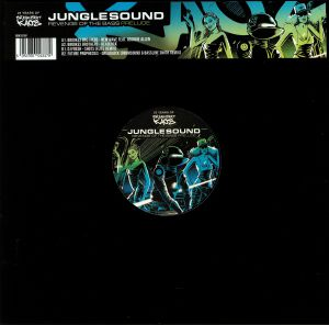 BROOKES BROTHERS/DJ FRESH/FUTURE PROPHECIES - Junglesound: Revenge Of The Bass Prelude
