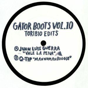 GUERRA, Juan Luis/Q TIP - Gator Boots Vol 10: Toribio Editis