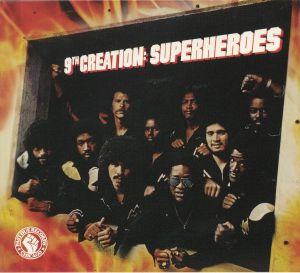 9TH CREATION, The - Superheroes (reissue)
