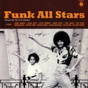 VARIOUS - Funk All Stars