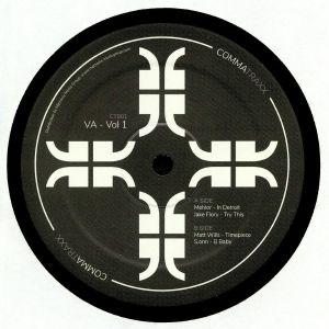 MEHLOR/JAKE FLORY/MATT WILLS/S ONN - Comma Traxx Vol 1