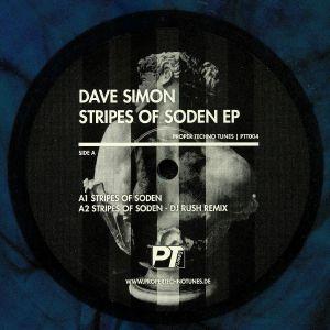 SIMON, Dave - Stripes Of Soden EP
