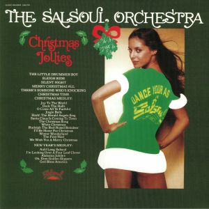 SALSOUL ORCHESTRA, The - Christmas Jollies (reissue)