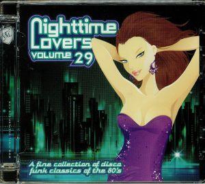 VARIOUS - Nighttime Lovers Volume 29