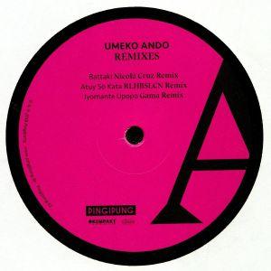 ANDO, Umeko - Remixes
