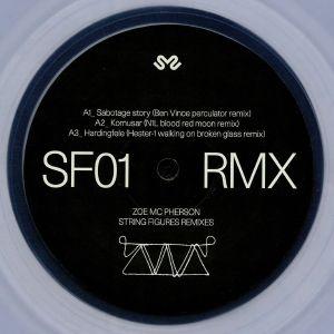McPHERSON, Zoe - String Figures (remixes)