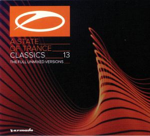 VAN BUUREN, Armin/VARIOUS - A State Of Trance Classics 13