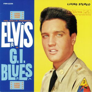 PRESLEY, Elvis - GI Blues (Soundtrack)