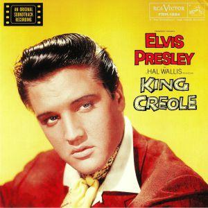 PRESLEY, Elvis - King Creole (reissue)