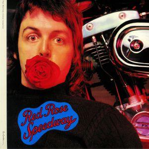 McCARTNEY, Paul/WINGS - Red Rose Speedway