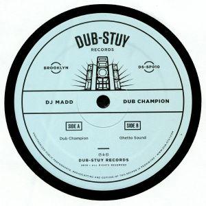 DJ MADD - Dub Champion