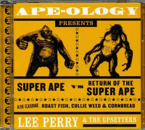 PERRY, Lee/THE UPSETTERS - Ape Ology Presents Super Ape Vs Return Of The Super Ape