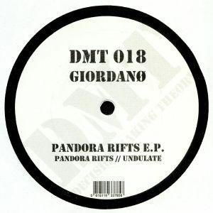 GIORDANO - Pandora Rifts EP