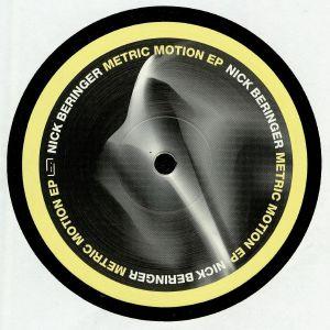 BERINGER, Nick - Metric Motion EP