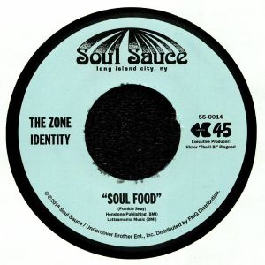 ZONE IDENTITY, The - Soul Food