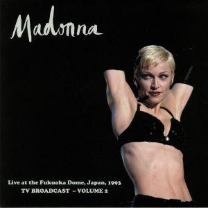 MADONNA - Live At The Fukuoka Dome Japan 1993: TV Broadcast Volume 2