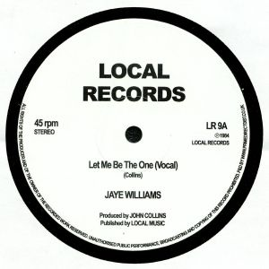 WILLIAMS, Jaye/SEMI AUTOMATIC - Let Me Be The One