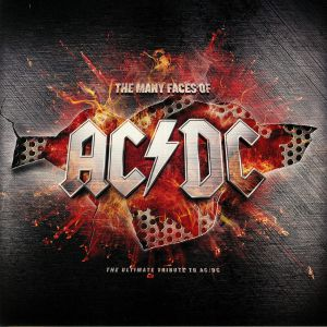 AC/DC/VARIOUS - The Many Faces Of AC/DC