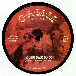 AFSHIN/KISS MY BLACK JAZZ - Jesuino Galo Doido