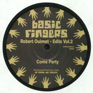 OUIMET, Robert - Edits Vol 2