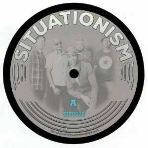 SITUATION feat ANDRE ESPEUT - What Is Going On?