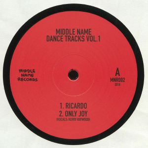 MIDDLE NAME DANCE BAND - Middle Name Dance Tracks Vol 1