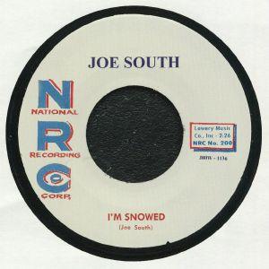 JOE SOUTH - I'm Snowed